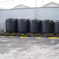Rain Water Catchment Systems